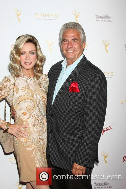 Donna Mills and Larry Gilman 2