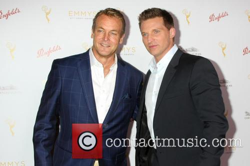 Doug Davidson and Steve Burton 2