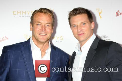 Doug Davidson and Steve Burton 3