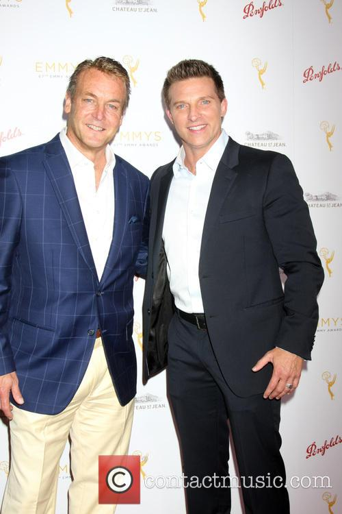 Doug Davidson and Steve Burton 1