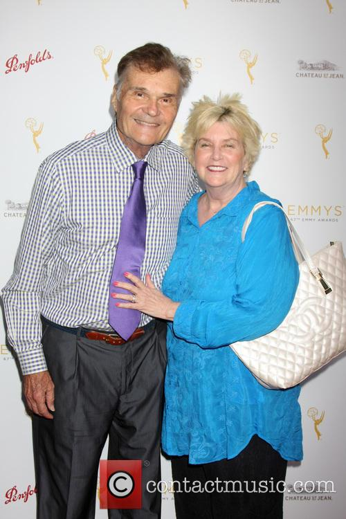 Fred Willard and Mary Willard 1