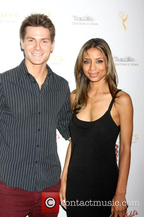 Robert Palmer and Brytni Sarpy 1
