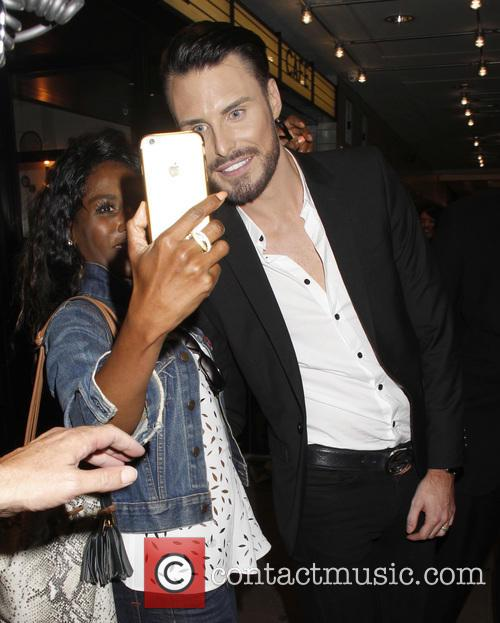 Sinitta and Rylan Clark 3