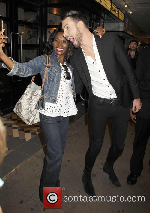 Sinitta and Rylan Clark 4