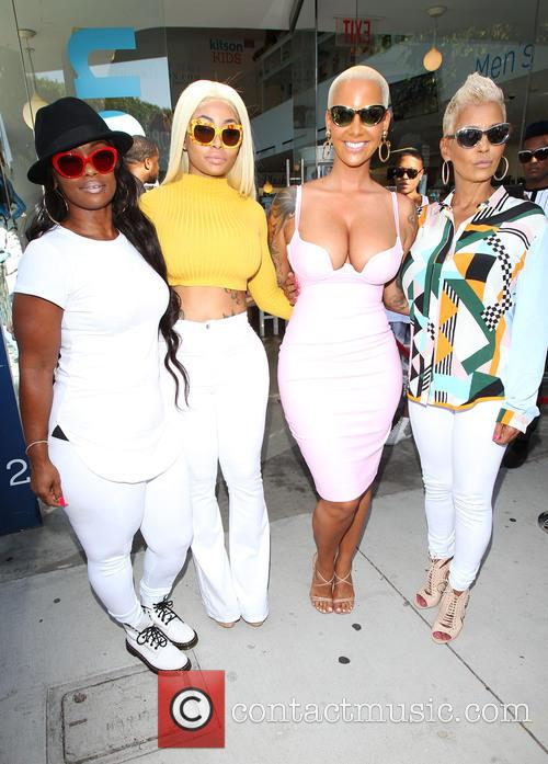 Amber Rose and Blac Chyna 6