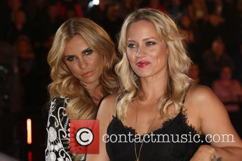Kimberly Wyatt and Katie Price 2