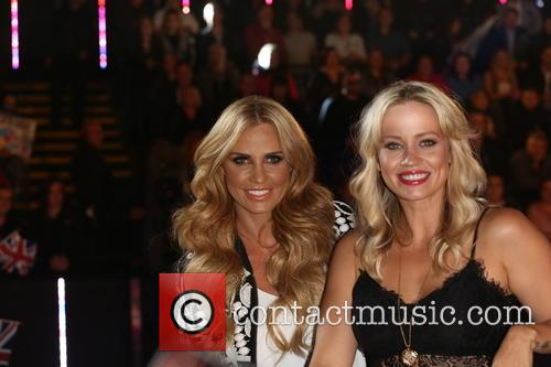 Kimberly Wyatt and Katie Price 1