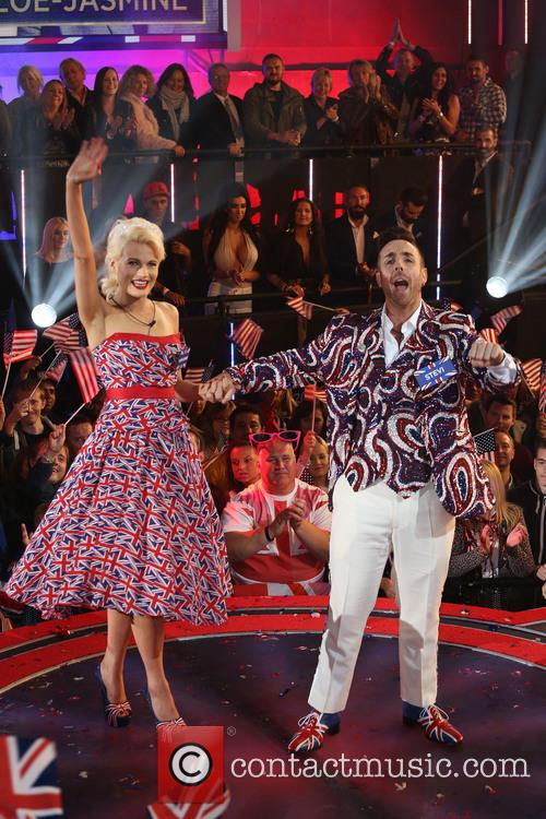Big Brother, Stevi Ritchie and Chloe Jasmine 2