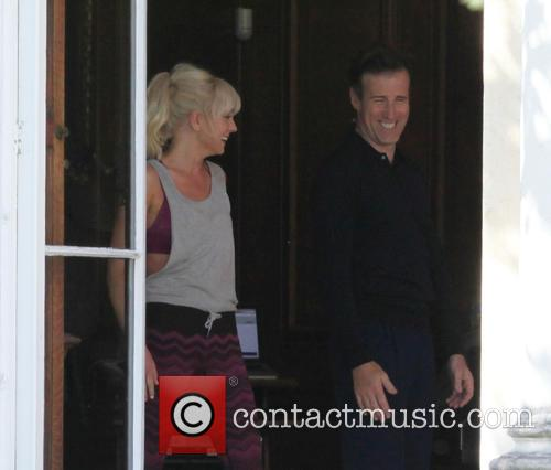 Helen George and Anton Du Beke 7