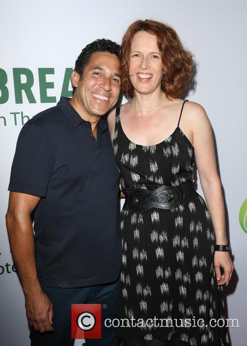 Oscar Nunez and Ursula Whittaker 2