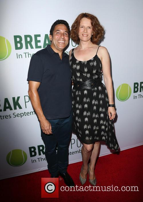Oscar Nunez and Ursula Whittaker 1