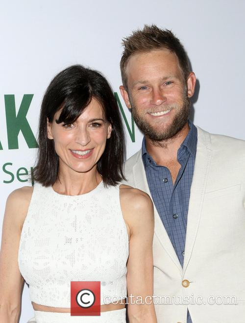 Perrey Reeves and Aaron Endress-fox 4