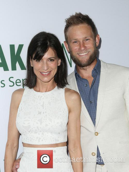 Perrey Reeves and Aaron Endress-fox 5