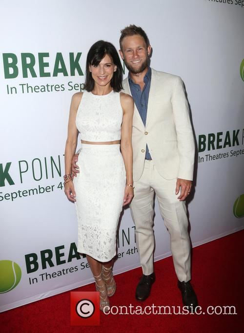 Perrey Reeves and Aaron Endress-fox 6