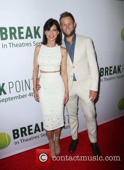 Perrey Reeves and Aaron Endress-fox 7