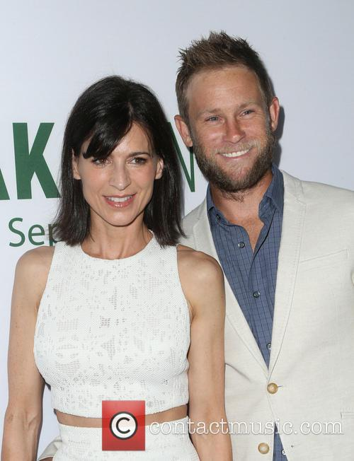 Perrey Reeves and Aaron Endress-fox 8