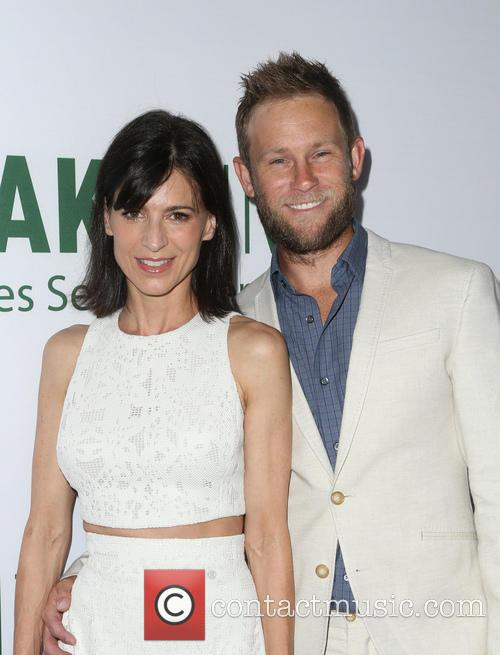 Perrey Reeves and Aaron Endress-fox 10