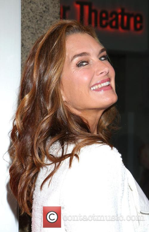 Brooke Shields 8