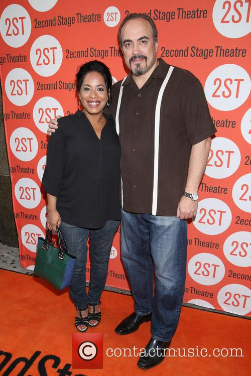 Liza Colón-zayas and David Zayas 1