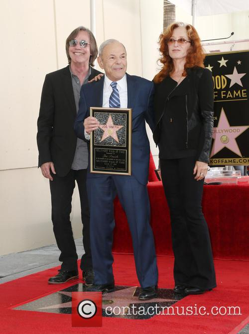 Jackson Browne, Joe Smith and Bonnie Raitt 2