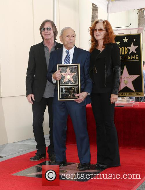 Jackson Browne, Joe Smith and Bonnie Raitt 3