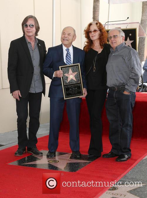 Jackson Browne, Joe Smith and Bonnie Raitt 1