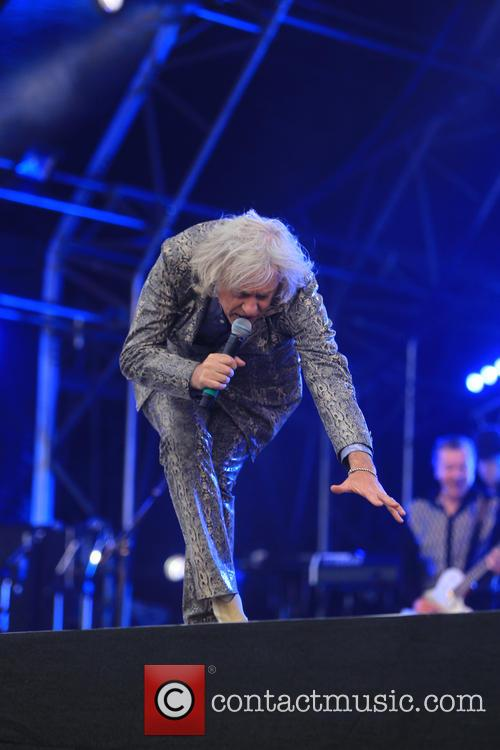 Sir Bob Geldof and The Boomtown Rats 5