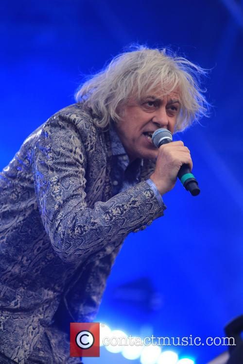 Sir Bob Geldof and The Boomtown Rats 11