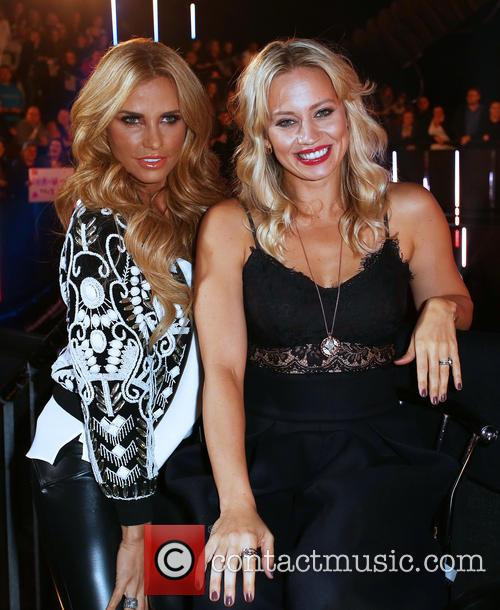Katie Price and Kimberly Wyatt 4
