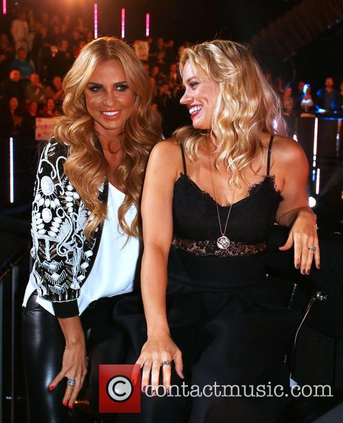 Katie Price and Kimberly Wyatt 5
