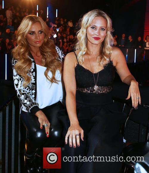 Katie Price and Kimberly Wyatt 6