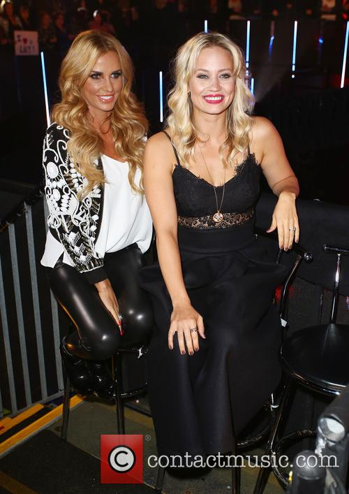 Katie Price and Kimberly Wyatt 7