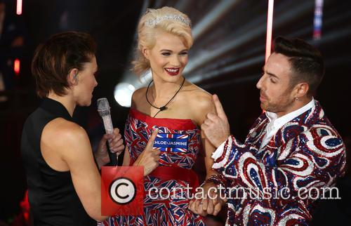 Big Brother, Stevi Ritchie and Chloe Jasmine 1