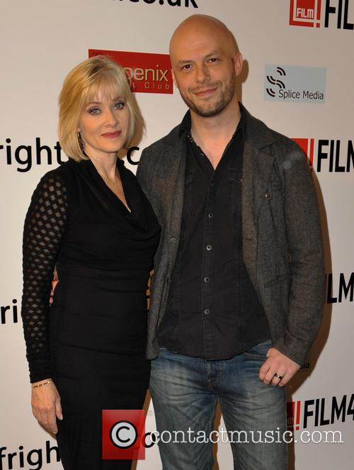 Barbara Crampton and Ted Geoghegan 1