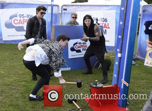 Jake Roche and Rixton 1