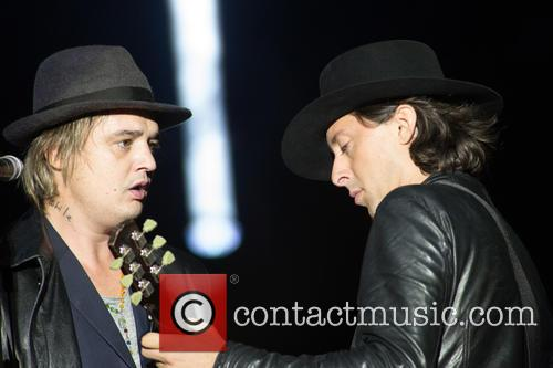 The Libertines, Peter Doherty and Carl Barat 1