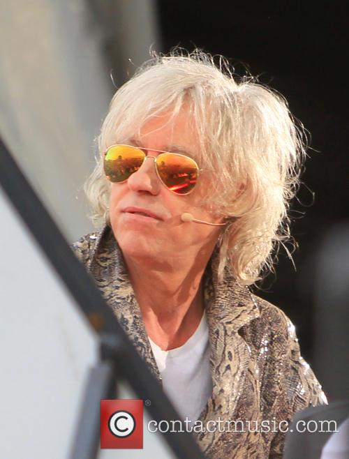 Bob Geldof Reveals He 'Half-expected' Peaches To Die Young