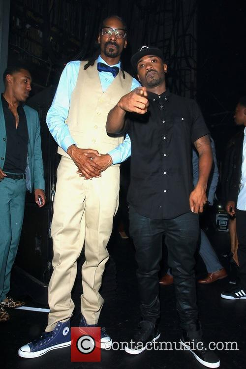 Snoop Lion and Ray-j 1
