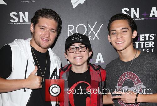 Rick Ochoa, Raymond Ochoa and Robert Ochoa 1