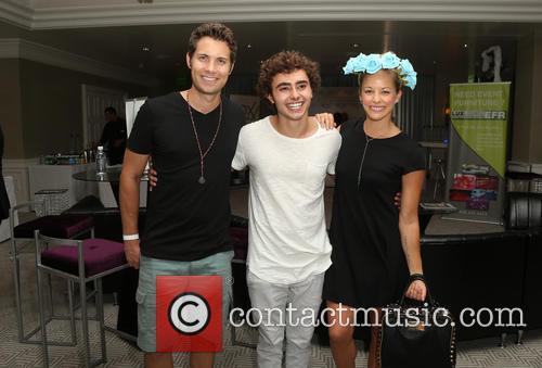 Drew Seeley, Jansen Panettiere and Amy 1