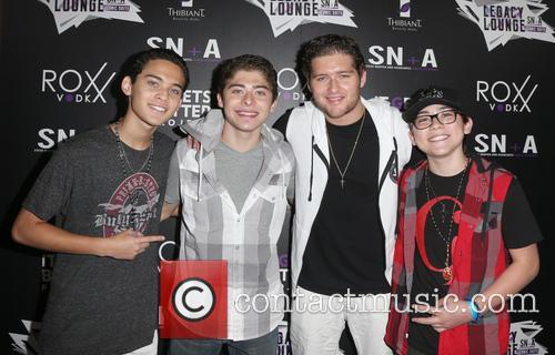 Robert Ochoa, Ryan Ochoa, Rick Ochoa and Raymond Ochoa 1