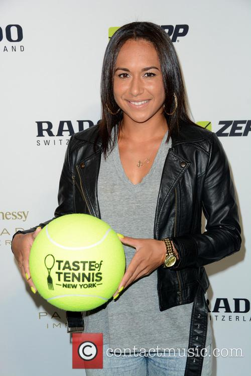 Tennis and Heather Watson 1