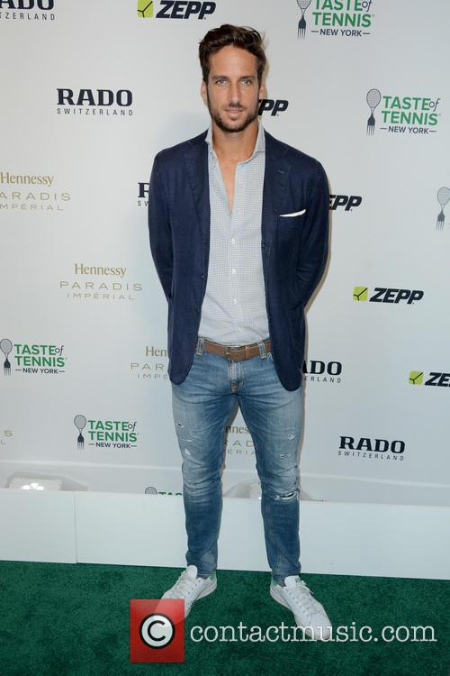 Tennis and Feliciano Lopez 1