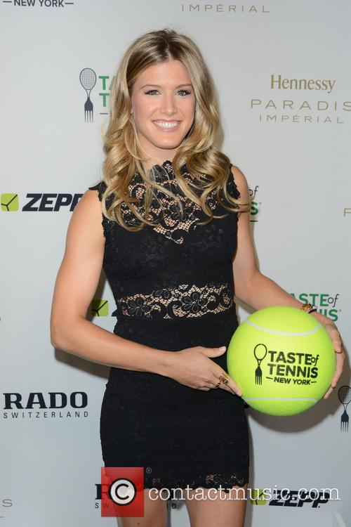 Tennis and Eugenie Bouchard 1