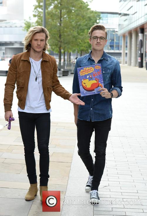 Tom Fletcher and Dougie Poynter 2