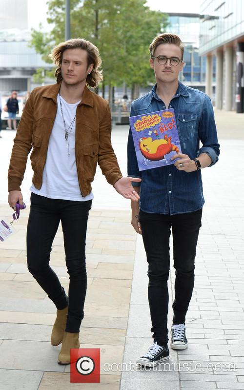 Tom Fletcher and Dougie Poynter 3