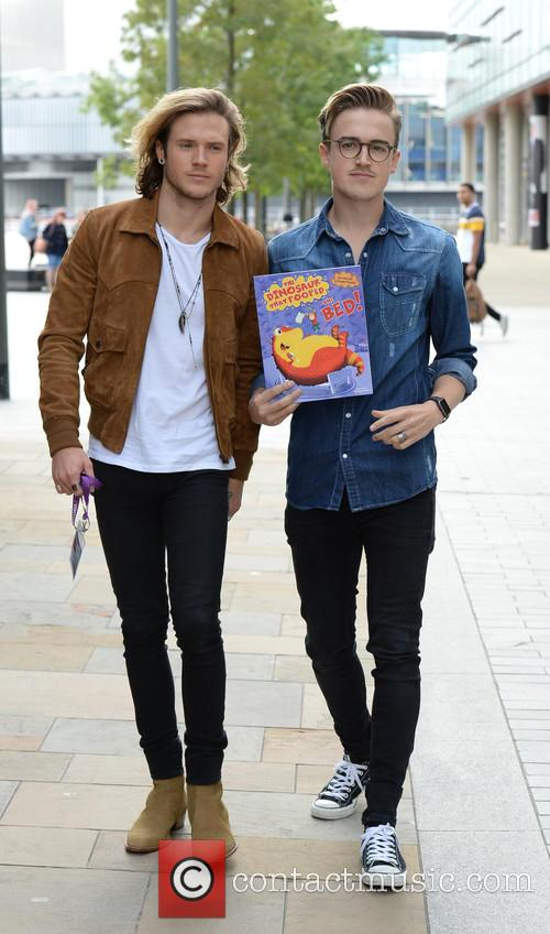 Tom Fletcher and Dougie Poynter 4