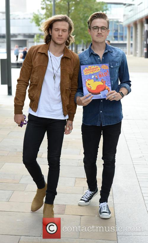 Tom Fletcher and Dougie Poynter 6