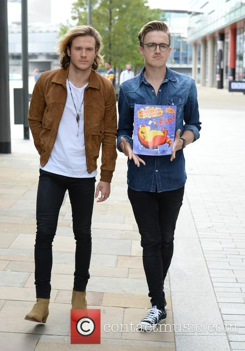 Tom Fletcher and Dougie Poynter 7