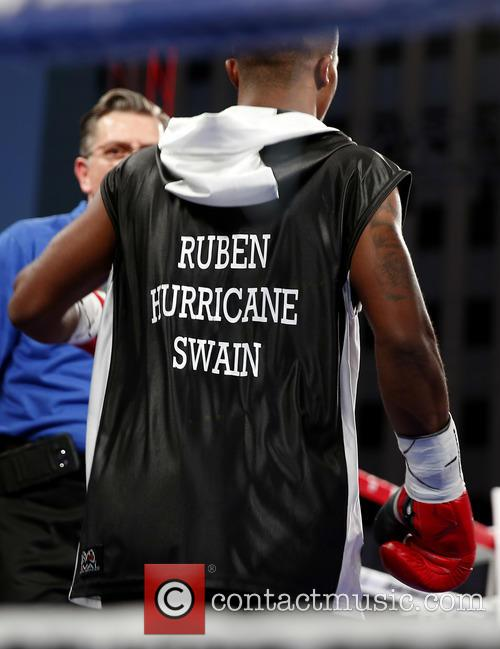 Don King and Ruben Hurricane Swain 2